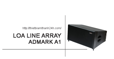 Loa Array Admark A1