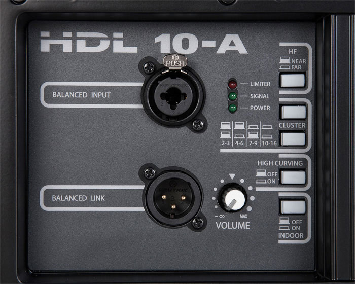 Loa Array RCF HDL 10A Active
