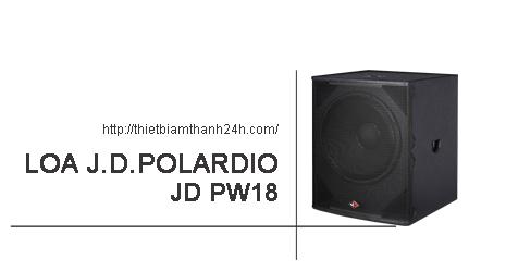 Loa JD PW18