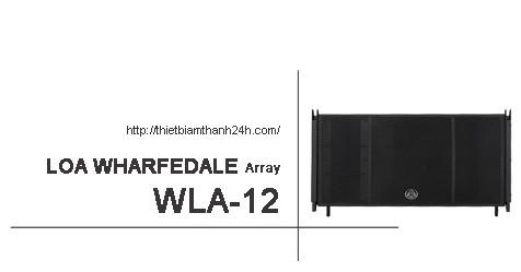 Loa Wharfedale WLA 12