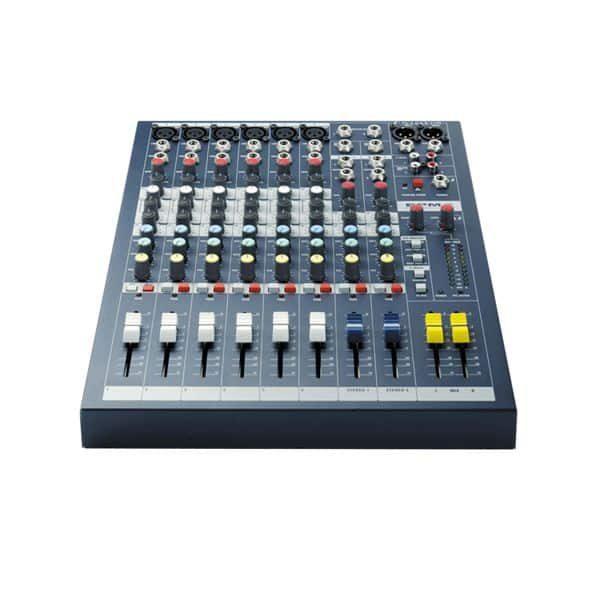 Bàn Mixer Soundcraft EPM6