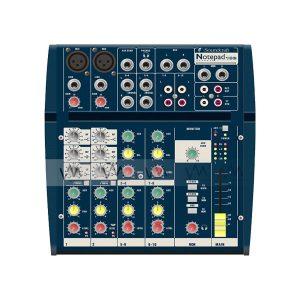 Bàn mixer Soundcraft Notepad 102