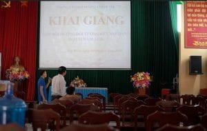 Lắp đặt dàn âm thanh hội trường tại Trung tâm chính trị Huyện Bình Gia, Bắc Ninh