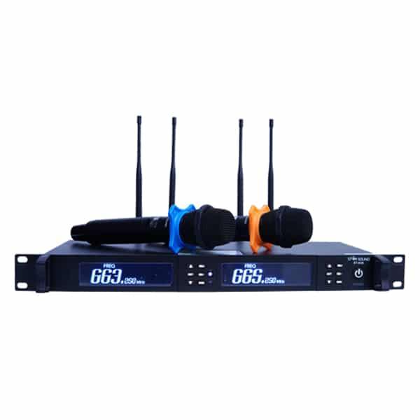 Micr không dây Star Sound ST-638 chính hãng