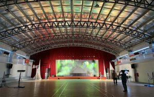 Hội trường âm thanh trường Gateway Hải Phòng