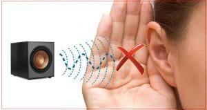 Cách xử lý tiếng ồn loa sub đơn giản