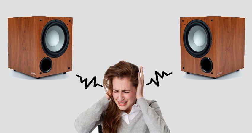 Tiếng ồn loa sub