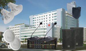 Âm thanh bệnh viện, phòng khám