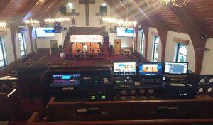 Cách chỉnh âm thanh nhà thờ