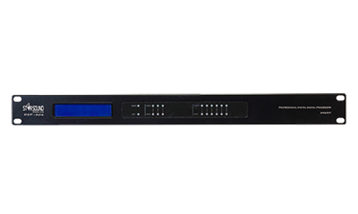 Crossover DSP-306 phương án mẫu