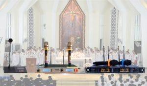 Micro nhà thờ