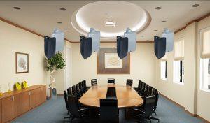 Thiết kế loa phòng họp